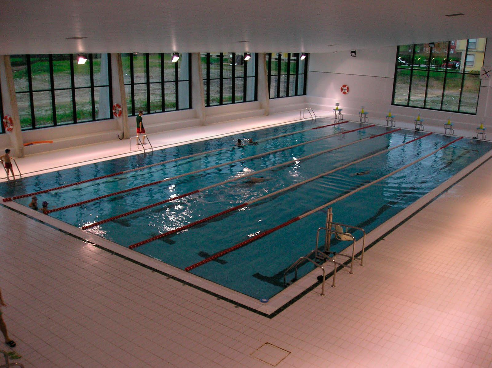 piscina pedro escudero 25m consello municipal de deportes