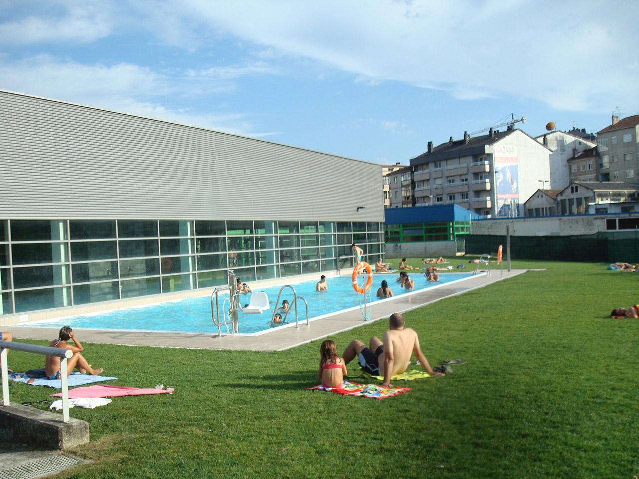 Complexo polideportivo dos remedios consello municipal for Tratamientos de piscinas