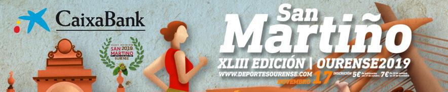 XLIII San Martiño 2019 - Consello Municipal de Deportes